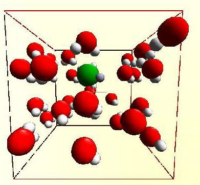 Image du modèle informatique
